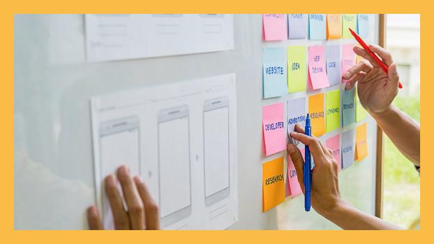 Graphic designer UX classes