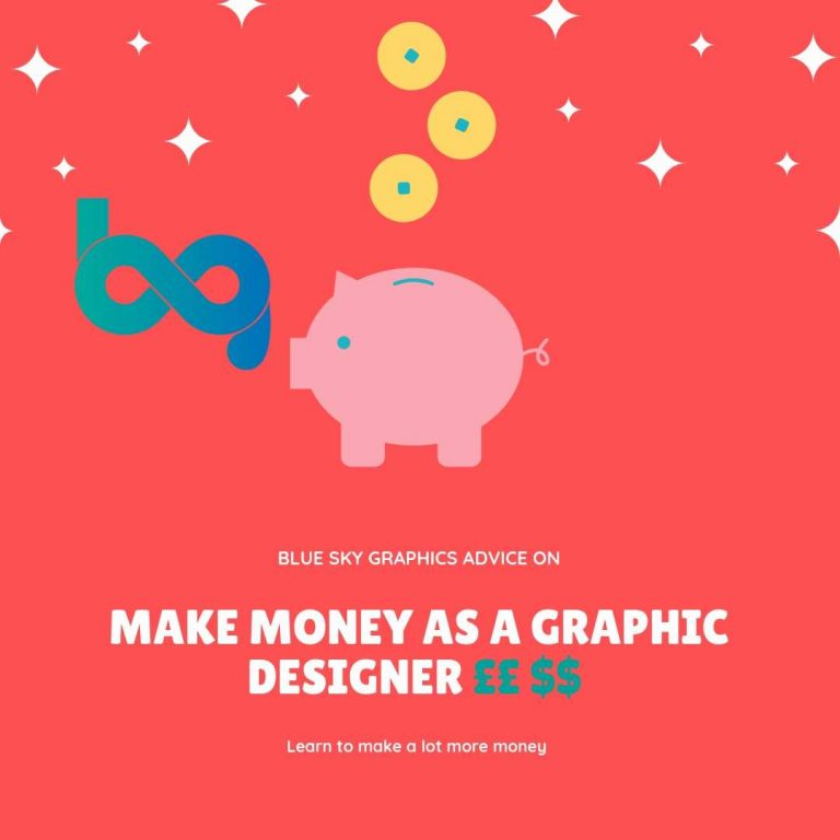 Earning potential for Graphic Designers: How to make the most money as a Graphic Designer?