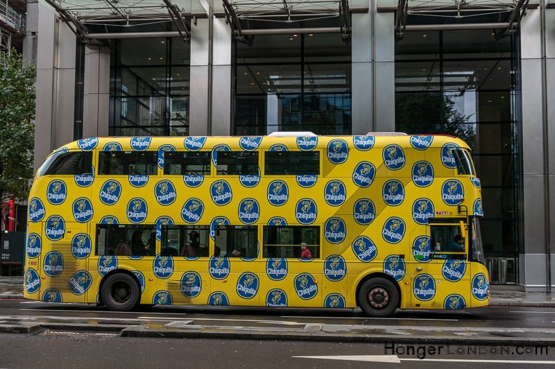 London Graphic Design - best bus design