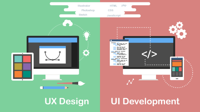Graphic design dictionary - UX-UI