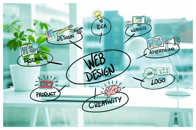 Graphic design and web design courses South East