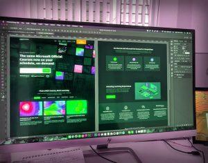 Graphic design and web design courses Chadderton