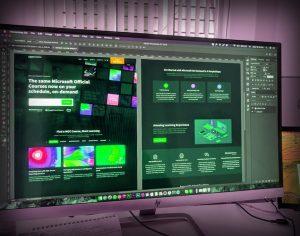 Graphic design and web design courses Hucknall