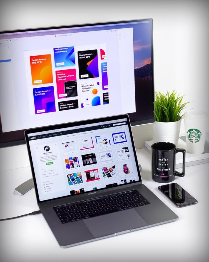 Popularity of graphic design