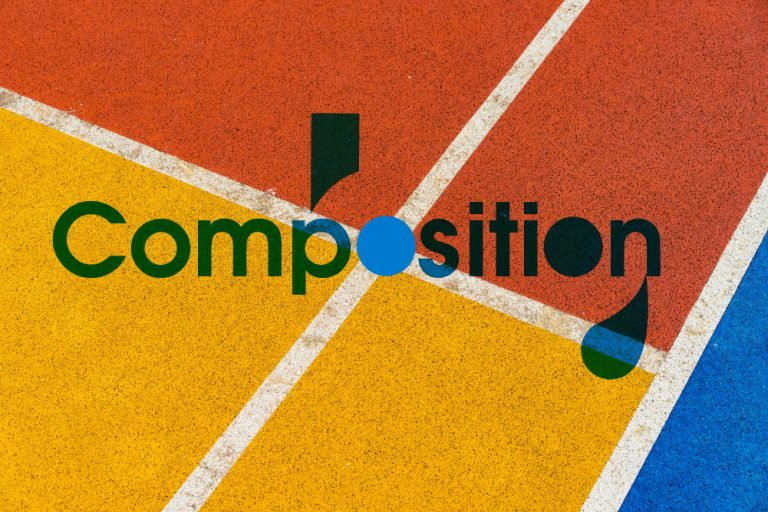 What is composition in design?